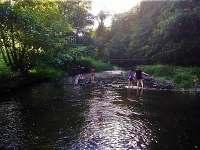 Řeka Bobrůvka