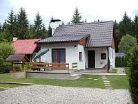 Chata k pronajmutí - Škrdlovice Vysočina