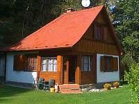 Chata k pronájmu - okolí Rudíkova