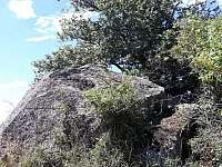 Kámen čertova ruka - Kamenná