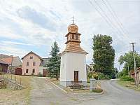 Kamenná kaple -