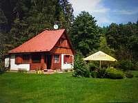 ubytování Lyžařské středisko Ski Dědkov na chatě k pronájmu - Kamenná