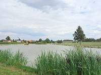 Vodní nádrž Kamenná - chata k pronajmutí