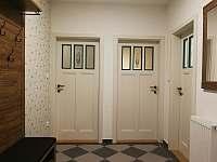 Apartmá pana poštmistra - ubytování Jimramov