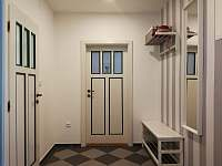 Apartmá paní poštmistrové - pronájem Jimramov