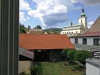 Pohled z okna - Jimramov