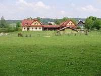 Farma u Vojtků Křižánky - chalupa k pronájmu