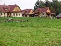 Farma u Vojtků Křižánky - chalupa k pronajmutí