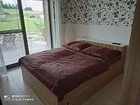 ložnice 1 - chalupa k pronájmu Mirošov u Bobrové