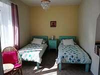 2. ložnice apartmánu 1 - ubytování Žirovnice