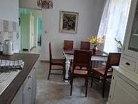 Apartmán 1 - ubytování Žirovnice