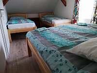 Ložnice apartmán 4 - pronájem Žirovnice