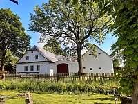 Dům přírody Žďárských vrchů - 100 m - apartmán k pronájmu Krátká