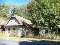 Celkový pohled - chalupa ubytování Svojanov - Předměstí