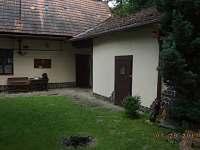 Dvorek - chalupa k pronajmutí Svojanov - Předměstí