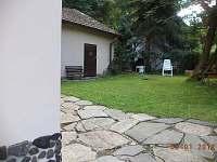 Dvorek - chalupa k pronájmu Svojanov - Předměstí
