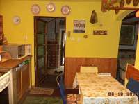 Kuchyň - chalupa k pronájmu Svojanov - Předměstí
