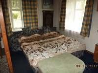Prostor pro spaní - chalupa k pronajmutí Svojanov - Předměstí