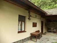 Zápraží - chalupa ubytování Svojanov - Předměstí