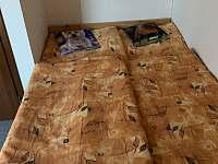 ložnice 2 - chata k pronájmu Zdislavice - Splav