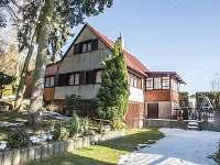 Chata k pronajmutí - okolí Bučiny