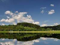 Nový rybník - chalupa k pronájmu Jimramov