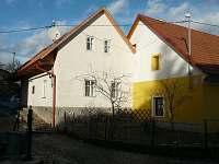 ubytování Velké Janovice na chalupě k pronajmutí