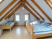 pokoj č.1 - chalupa ubytování Jimramov