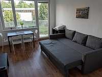 ovývací pokoj - apartmán ubytování Nové Město na Moravě