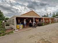 Central kemp - srub k pronajmutí Zvole nad Pernštejnem
