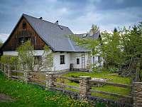 ubytování na Žďársku Chalupa k pronájmu - Fryšava pod Žákovou horou
