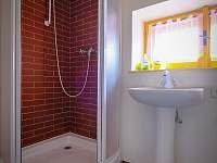Koupelna I. - chalupa k pronájmu Fryšava pod Žákovou horou