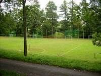 Fotbalové hřiště - Nové Město na Moravě - Olešná