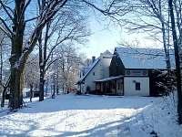 Chaty a chalupy Strž v penzionu na horách - Nové Město na Moravě - Olešná