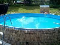 Venkovní bazén - Nové Město na Moravě - Olešná
