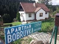 Apartmán na horách - okolí Mirošova