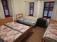 Ložnice v přízemí - Uhřínov