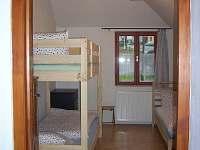 pokoj - ložnice v podkroví