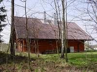 ubytování na chatě k pronajmutí Kramolín