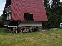 Po rekonstrukci - chata ubytování Polnička