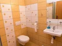 Koupelna pokoj č.1 - chalupa k pronájmu Vojnův Městec