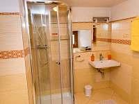 koupelna pokoj č.5 - chalupa k pronájmu Vojnův Městec
