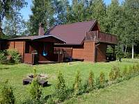 Chata k pronajmutí - dovolená Vysočina rekreace Kraskov
