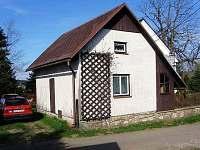 Chata k pronajmutí - okolí Vlachovic