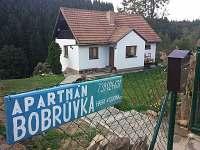 Apartmán na horách - okolí Horní Rožínky