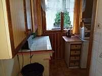 Kuchyňka - chata k pronajmutí Škrdlovice - Velké Dářko