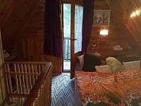 Ložnice s vchodem na balkón - Škrdlovice - Velké Dářko