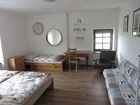 apartmán č.4 - Jimramovské Pavlovice
