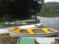 loďka k půjčení
