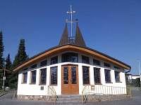 Kostel ve Škrdlovicích -